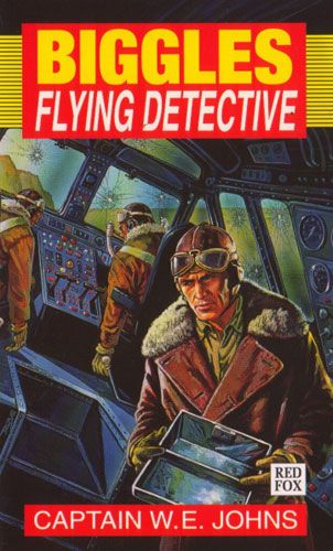 Biggles - Flying Detective