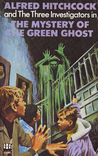 The Mystery of the Green Ghost