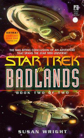 The Badlands (book two)