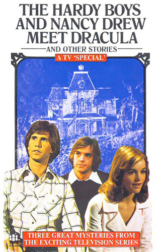 The Hardy Boys and Nancy Drew meet Dracula and other stories