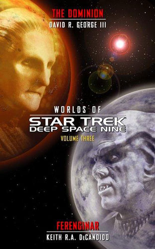 Worlds of DS9 Volume 3