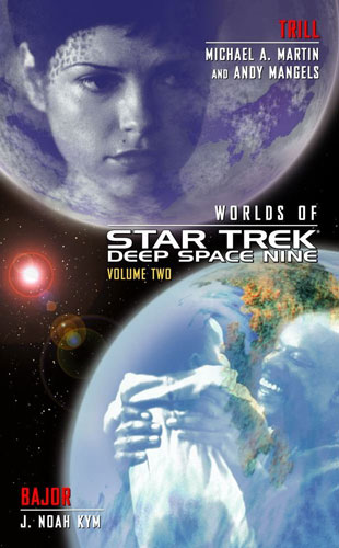 Worlds of DS9 Volume 2