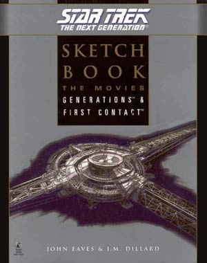 Star Trek Sketch Book