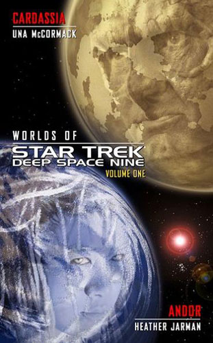 Worlds of DS9 Volume 1