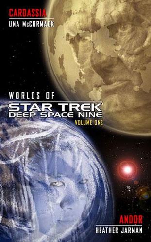 Worlds of DS9 Volume 1