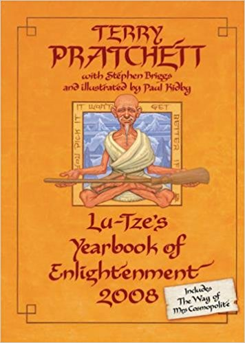 Lu Tze's Yearbook of Enlightenment 2008