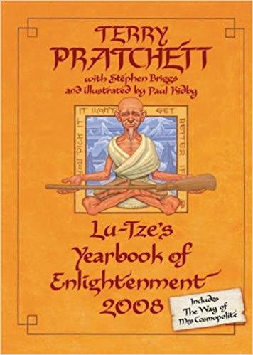 Lu Tze's Yearbook of Enlightenment 2008
