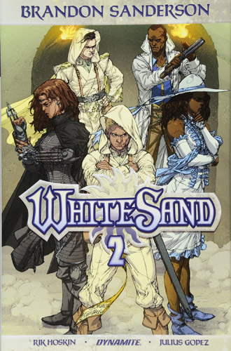 White Sand volume two