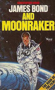 James Bond and Moonraker