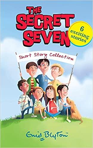 The Secret Seven Short Story Collection