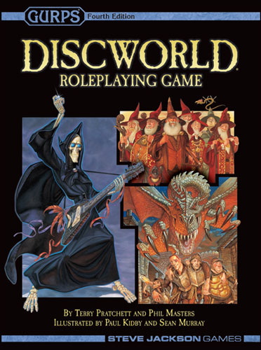 Discworld Role-Playing Game