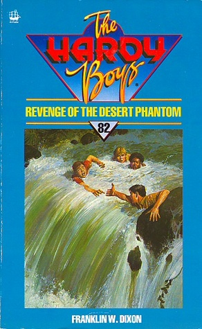 Revenge of the Desert Phantom