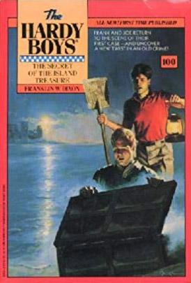The Secret of the Island Treasure