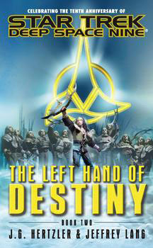The Left Hand of Destiny (Book Two)
