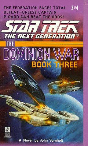 The Dominion War book three