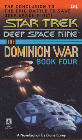 The Dominion War book four