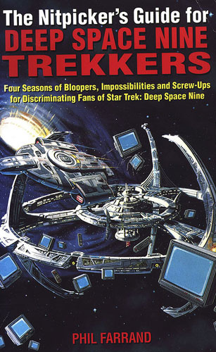 The Nitpicker's Guide for Deep Space Nine Trekkers
