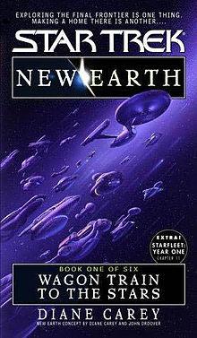 New Earth: Wagon Train to the Stars