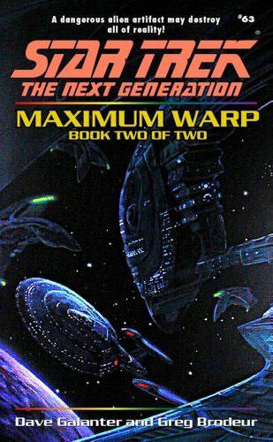 Maximum Warp book two
