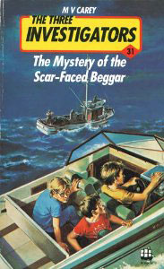 The Mystery of the Scar-Faced Beggar