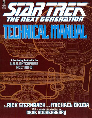 The Star Trek: The Next Generation Technical Manual