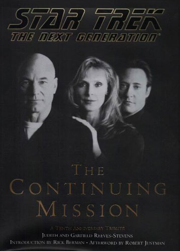 The Continuing Mission