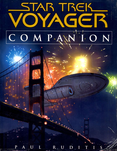 The Star Trek: Voyager Companion