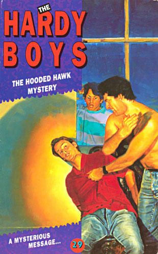 The Hooded Hawk Mystery