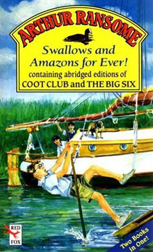 Swallows and Amazons for Ever!