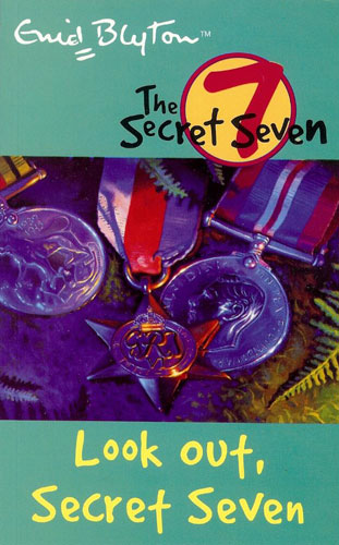 Look Out Secret Seven