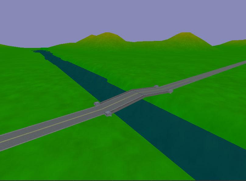 Image of bridge 'Easy 1'