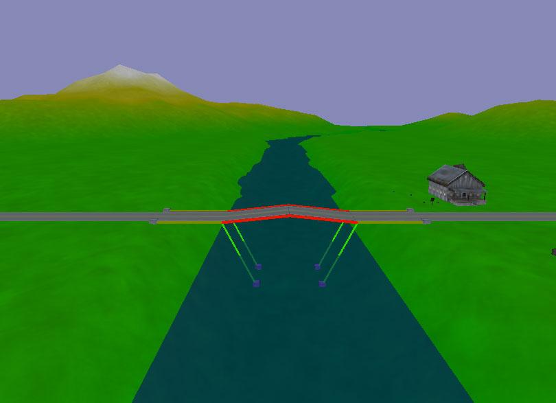 Image of bridge 'Easy 2'