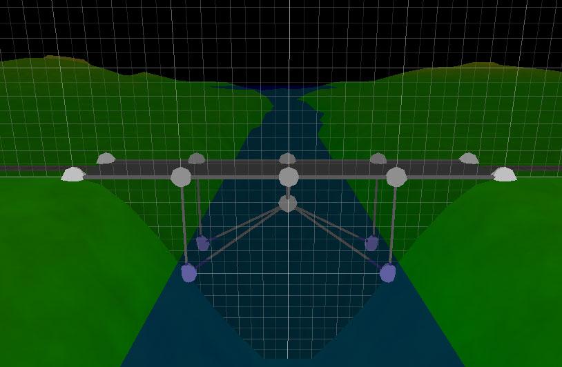 Image of bridge 'Easy 3'