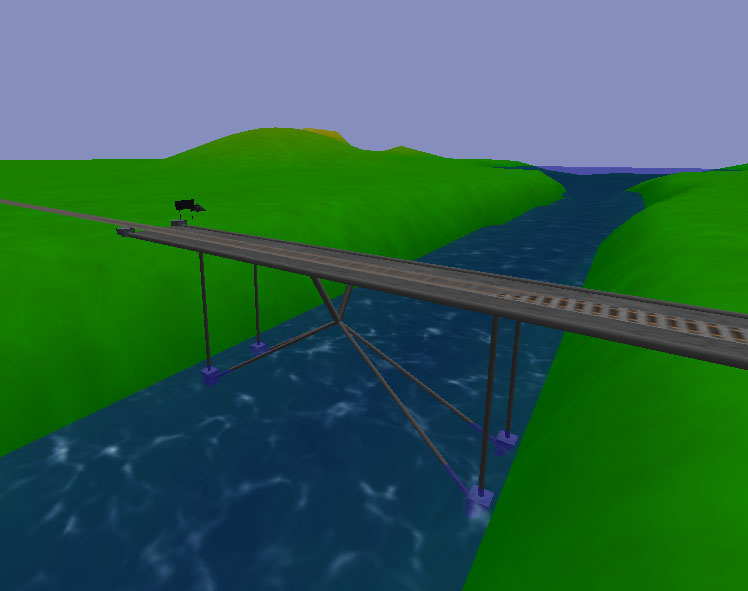 Image of bridge 'Easy 3'