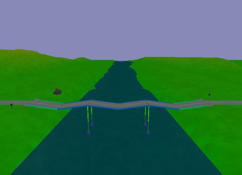 Image of bridge 'Easy 5'