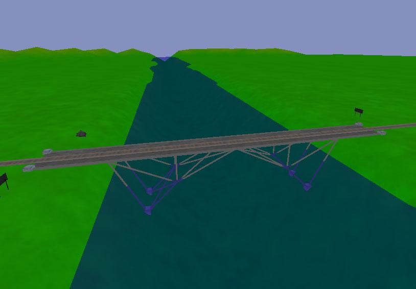 Image of bridge 'Easy 6'