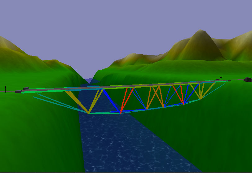 Image of bridge 'Medium 7'